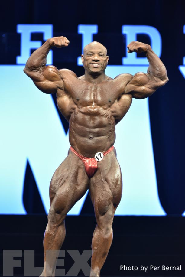 Dexter Jackson 2016