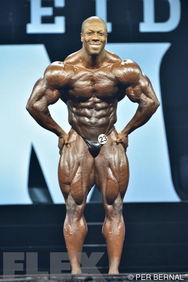 Shawn Rhoden 2016